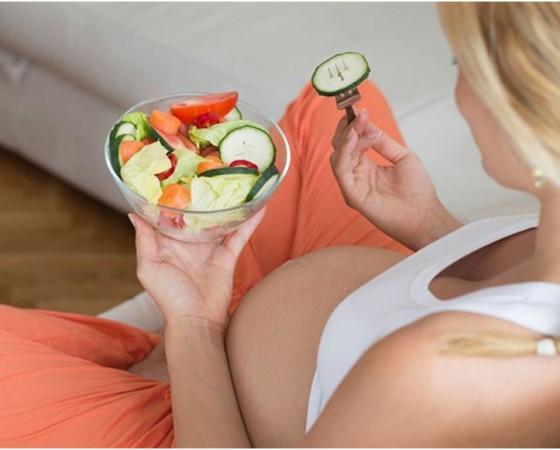 Διατροφή στην εγκυμοσύνη
