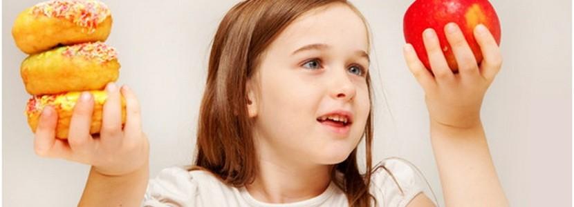 Πώς να μάθω το παιδί μου ΤΙ να τρώει