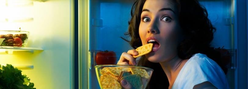 Νυχτερινή υπερφαγία – Η προσέγγιση του διατροφολόγου