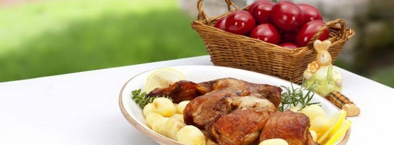 6 βήματα για να απολαύσετε το πασχαλινό τραπέζι χωρίς ενοχές!