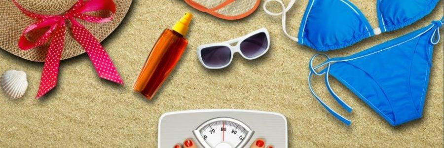 Γρήγορη απώλεια βάρους λίγο πριν την παραλία